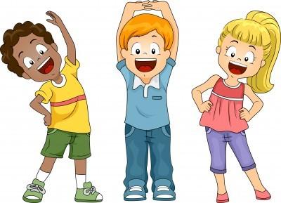 Imagini pentru fitness for children